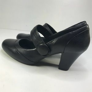 Clarks Bendables Mary Jane 9 Wide